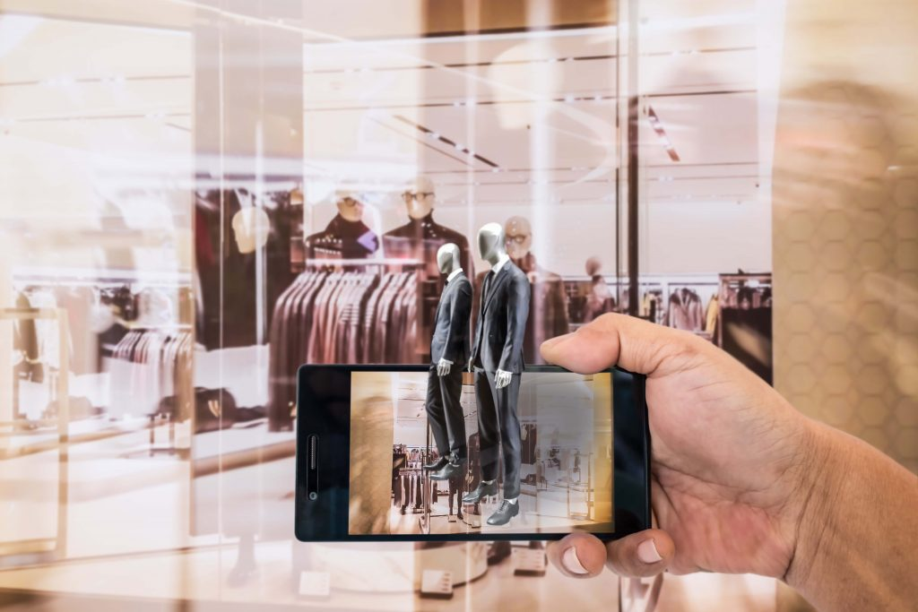 The Changing Spaces of Retail